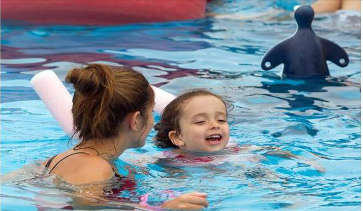 Học bơi ở Tân Bình
