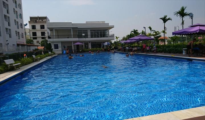 Hồ bơi Linh Đông