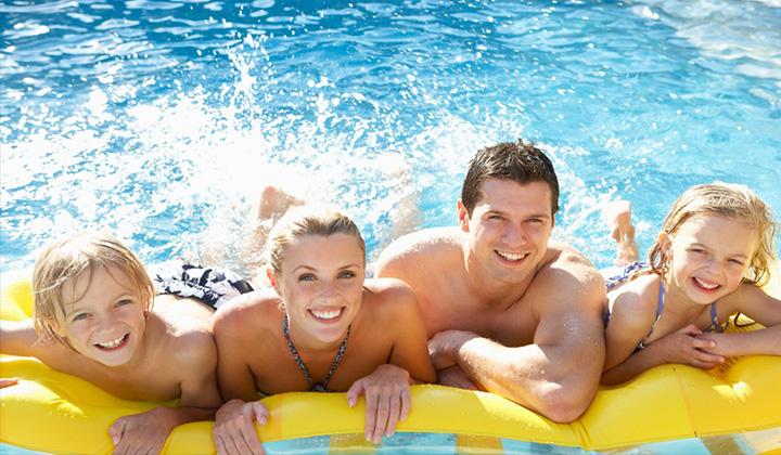 học bơi ở quận Bình Thạnh