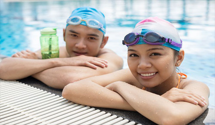 học bơi ở Tân Phú