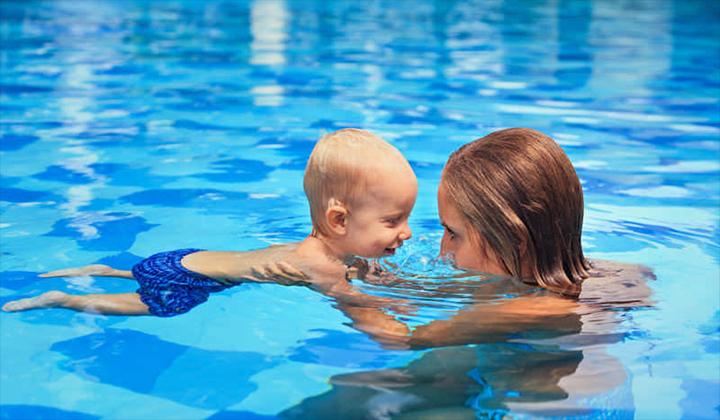 top 4 trung tâm dạy học bơi quận 5