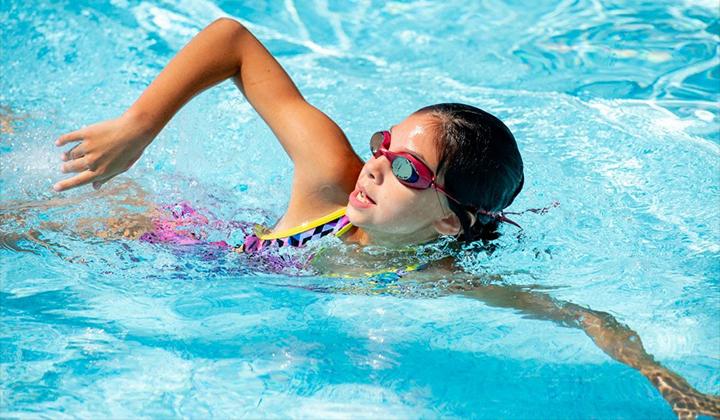 top học bơi quận 10
