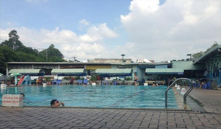 Hồ bơi Lâm Viên