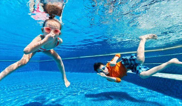 Top 4 trung tâm dạy học bơi quận 11