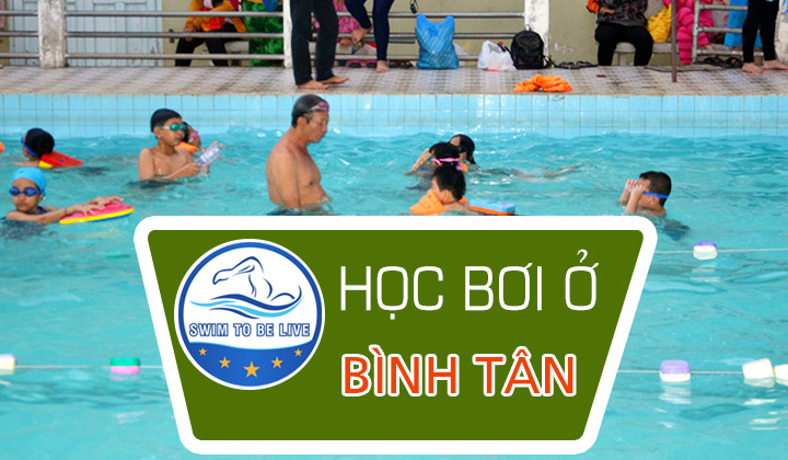 Học bơi quận Bình Tân