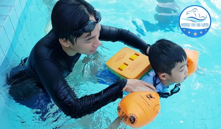 dạy bơi ở Đồng Nai